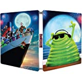 "Hotel Transylvania 3 - Una Vacanza Mostruosa, Steelbook ""Glow in the Dark"" (Limited Edition) ( Blu Ray)"