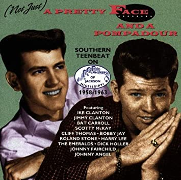 Various Artists Not Just A Pretty Face And A Pompadour Amazon