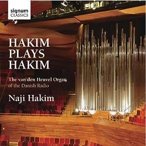 Hakim plays Hakim