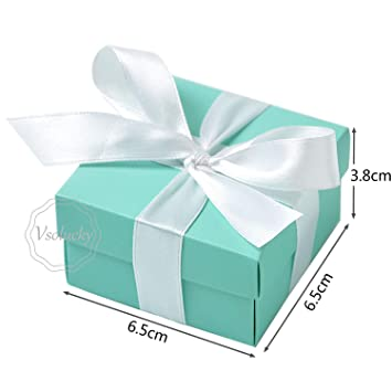 Amazon.com: 50 cajas de papel de caramelo de color verde ...