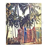 Society6 Classic Hawaii 88'' x 104'' Blanket