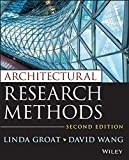 img - for Architectural Research Methods by Linda N. Groat (2013-04-08) book / textbook / text book