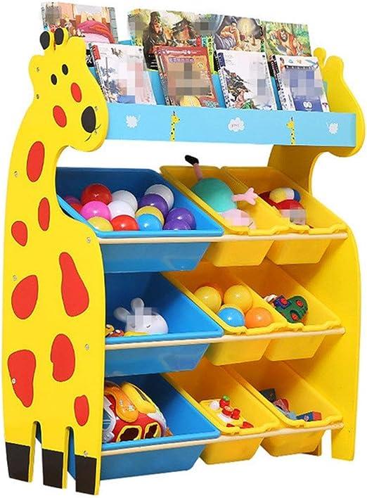 Caja de almacenamiento de juguete Rack de almacenamiento for niños - for organizar el almacenamiento de juguetes Juguetes for bebés Juguetes for niños Juguetes for perros Ropa for bebés caja de juguet: