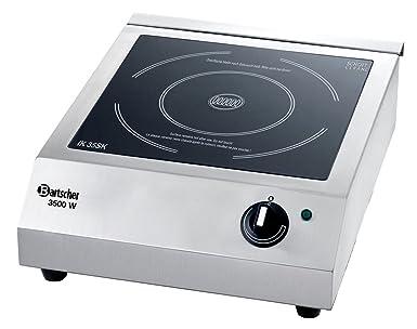 Bartscher Induktions Kochplatte Induktionskocher 3000W