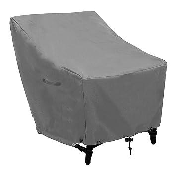 Para sillas de jardín al aire libre - Fundas sillas apilables sillas ...