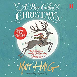A Boy Called Christmas Audiobook