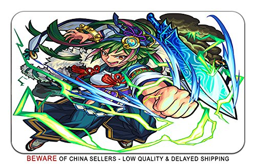 """Monster Strike Anime Mousepad Playmat (24"""" x 14"""" inches) [MP]Monster Strike-3 from WallScrollPosters"""