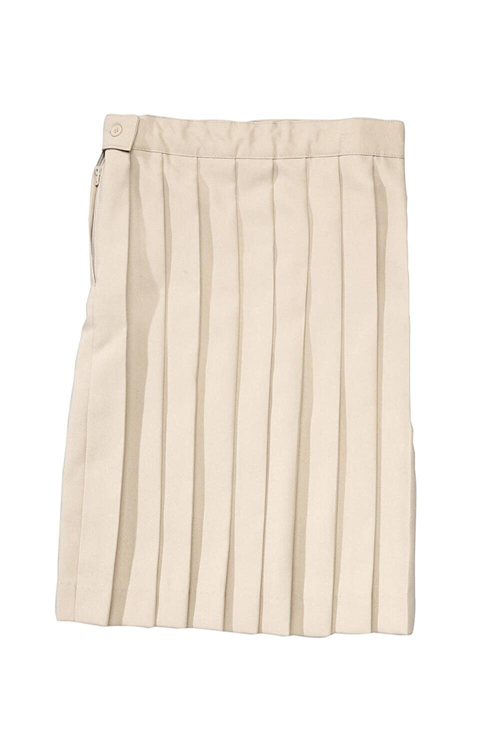 French Toast Below The Knee Pleated Skirt (Plus Size) French Toast School Uniforms 1576U
