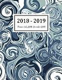 Planner July 2018-December 2019: Two Year - Daily Weekly Monthly Calendar Planner | 18 Months July 2018 to December 2019 For Academic Agenda Schedule & Academic Planner 2018-2019 (Volume 4)