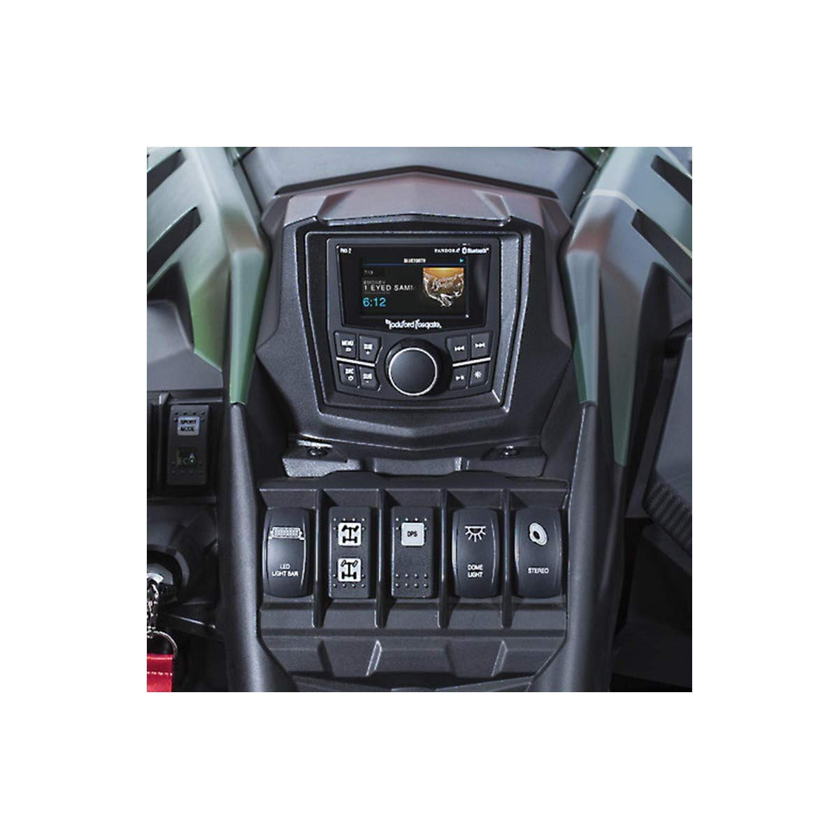Rockford Fosgate Can Am X3-STAGE1 Kit