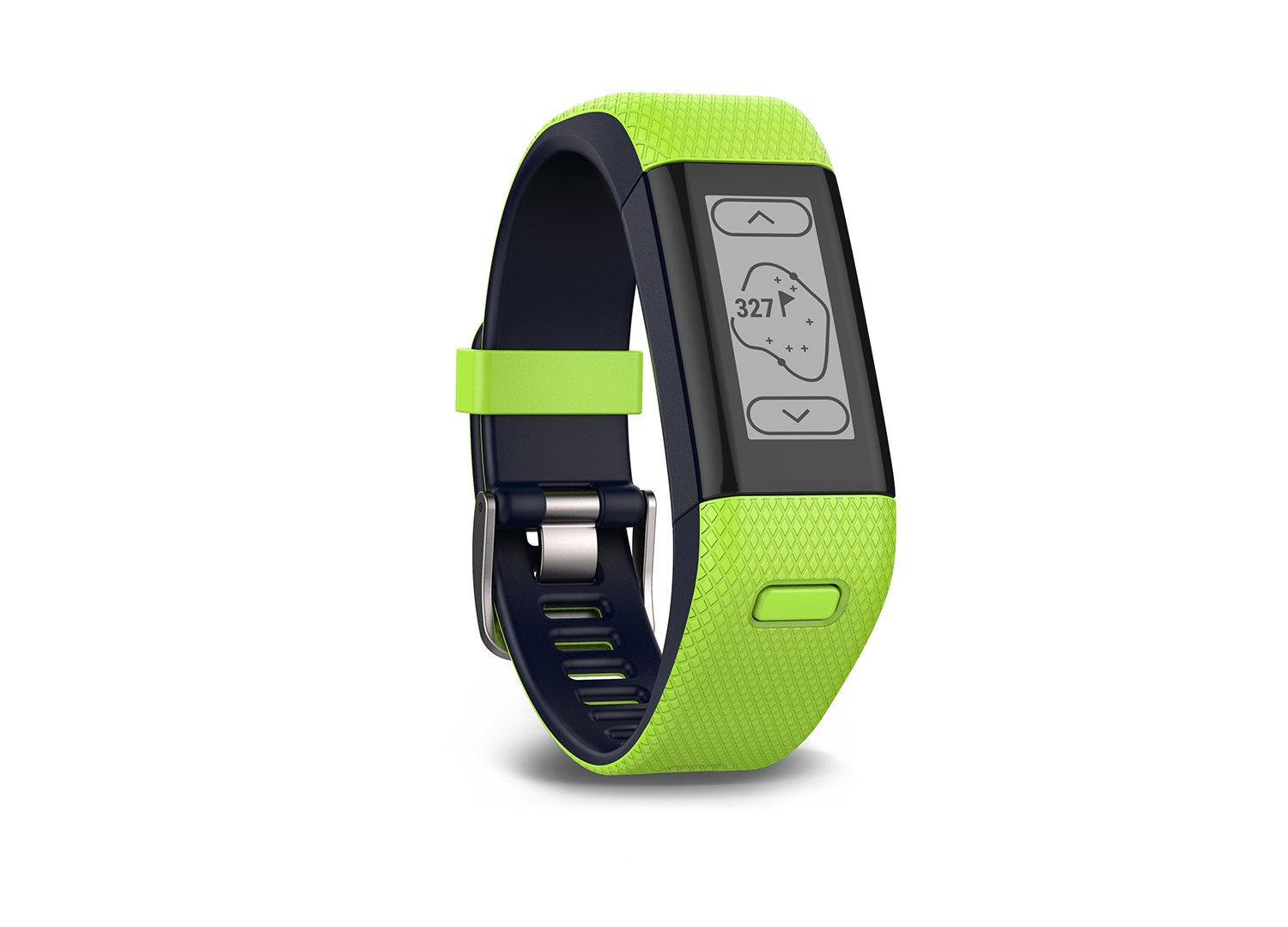 Garmin Approach X40 (Lime) Golf GPS & Fitness Band BUNDLE with PlayBetter USB Car Charge Adapter by Garmin (Image #7)