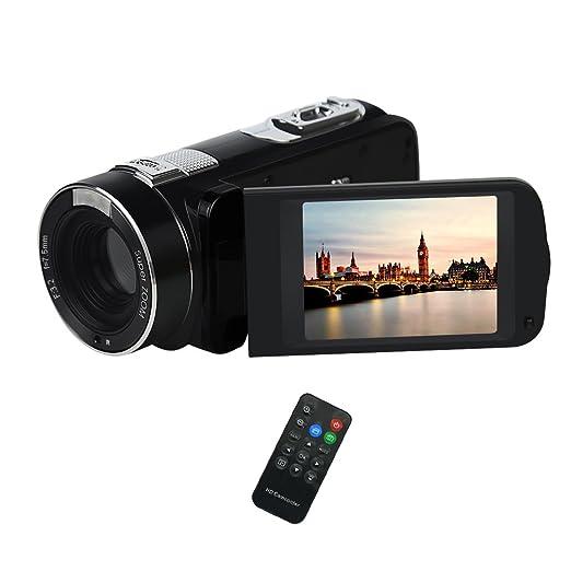 14 opinioni per videocamera 24.0 Mega pixel full hd 1080P fotocamera digitale con 18x digitale
