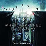 セブン・シスターズ WHAT HAPPENED TO MONDAY?