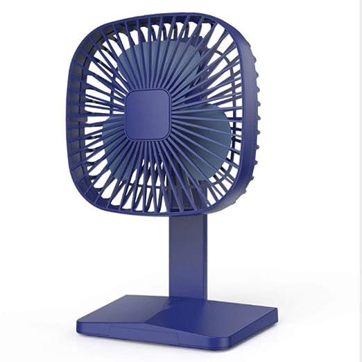 YS-FeiTeng Ventilador mini ventilador moviendo la cabeza pequeño ...
