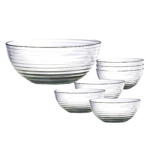 Ravenhead Essentials Circles 7 Piece Serving Bowl Set