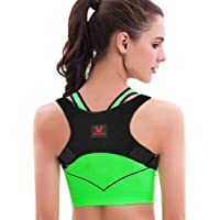 Posture Corrector for Man and Women - YOUGREAST Adjustable Back Brace Effective and Comfortable Back Shoulder Clavicle…