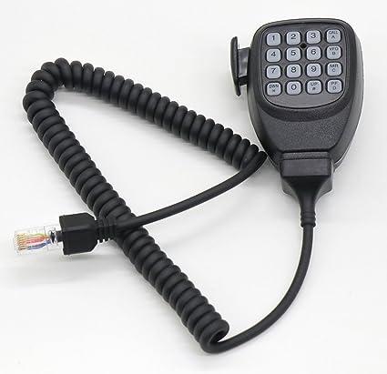 New KMC-30 Speaker Mic for Kenwood TM261 TK868G TM271A TM471A TK768G TM461