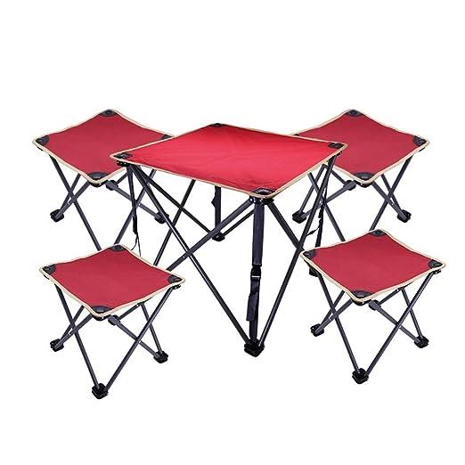 BHH-Outdoor folding chair Juego de Mesa Y Silla Plegables Y ...