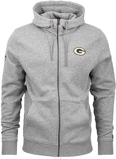 Green Bay Packers Hoodie NFL Football New Era Team Hoody Größe Medium  TOP