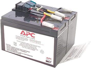 SUA750 Compatible Replacement Battery Kit APC Smart-UPS 750