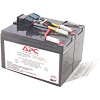 APC UPS Battery Replacement, RBC48, for APC Smart-UPS SMT750, SMT750US, SUA750 and select others