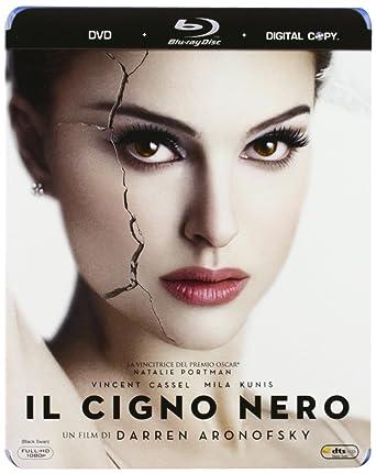 Il Cigno Nero Blu-Ray+Dvd+Digital Copy Italia Blu-ray ...