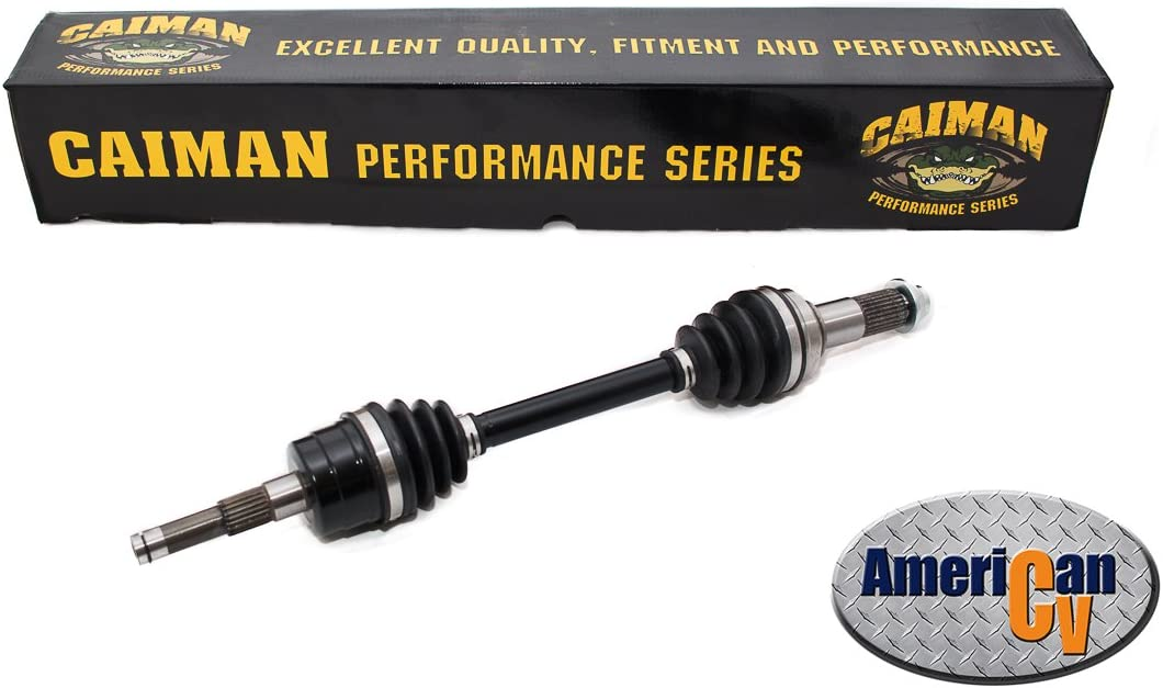2003-2008 YAMAHA GRIZZLY 660 4X4 FRONT LEFT CAIMAN PERFORMANCE SERIES ATV CV AXLE