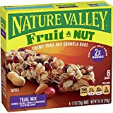 Nature Valley Chewy Trail Mix Granola Bar, Fruit