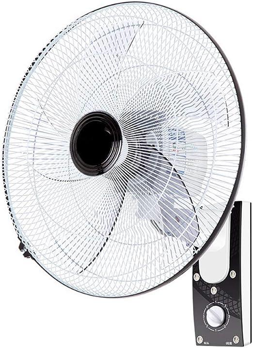 JIJIHAO Fengshan Práctico Ventilador De Metal Montado En La Pared ...
