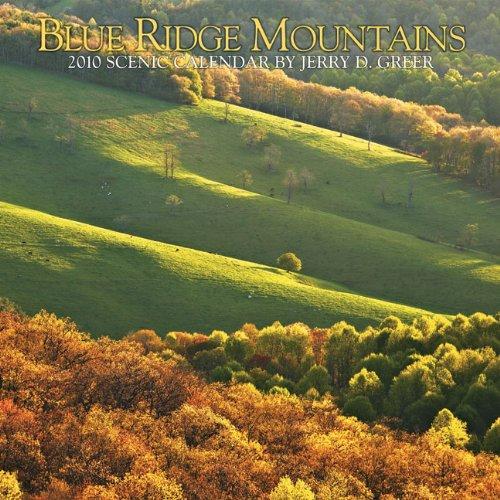Blue Ridge Mountains 2010 Scenic Wall -