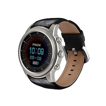 Amazon.com: BAIYI Smart Watch Ram 2GB/ROM 16GB MTK6580 Quad ...