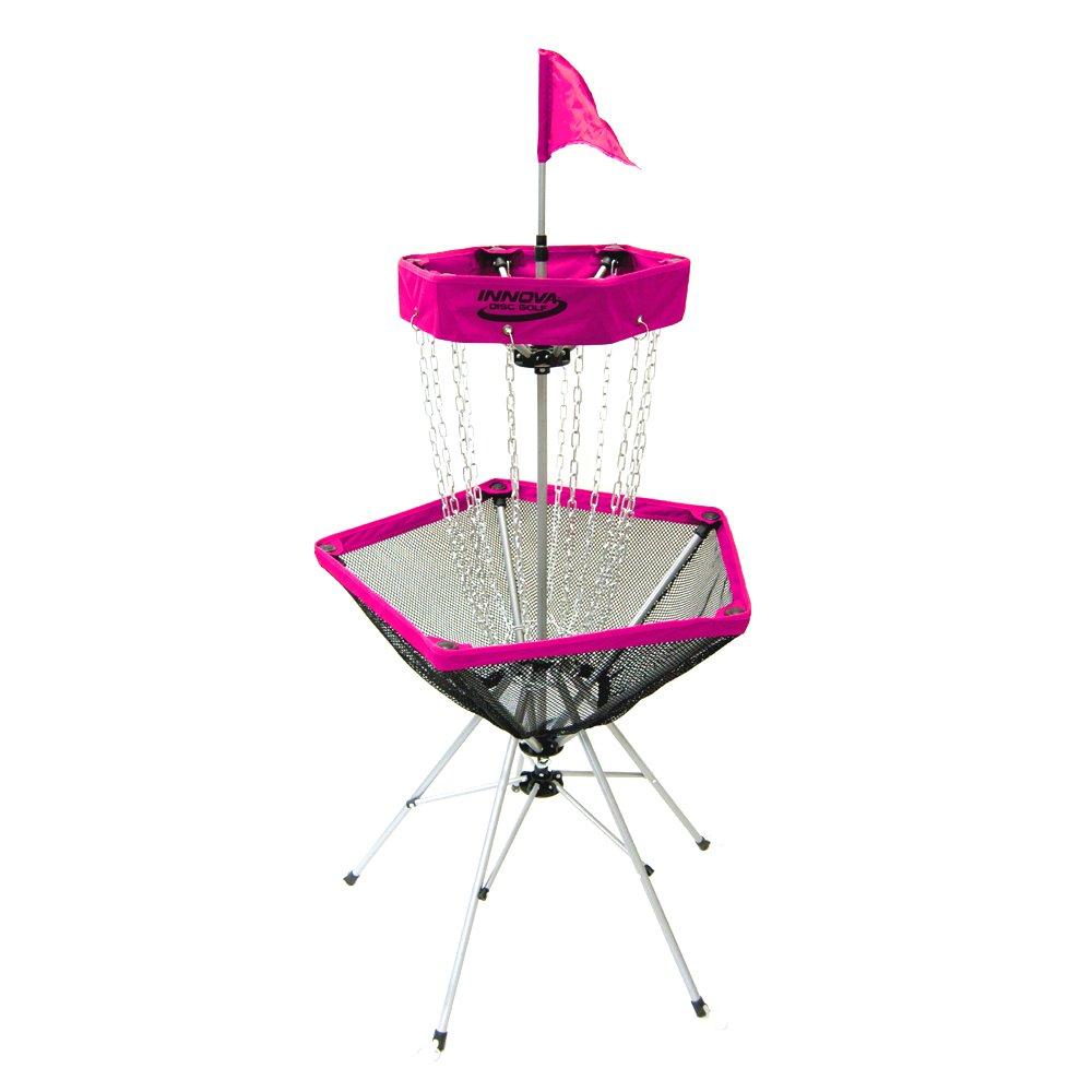 INNOVA Discatcher Traveler Basket - Pink by INNOVA
