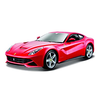 Bburago 1:24 Scale Ferrari Race and Play F12 Berlinetta Diecast Vehicle (Colors May Vary): Toys & Games