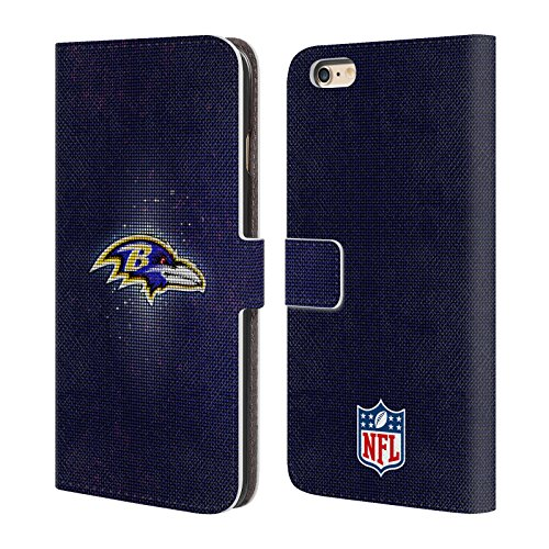 - Official NFL LED 2017/18 Baltimore Ravens Leather Book Wallet Case Cover for iPhone 6 Plus/iPhone 6s Plus