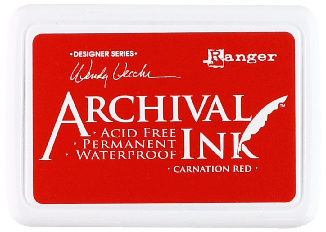 Ranger Archival Ink Pad, Leaf Green Ranger Industries AID-41436