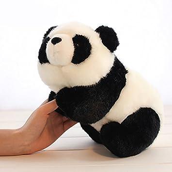 Panda Peluches dibujos animados animal de muñecas de peluche