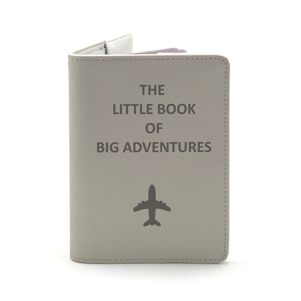 The Little Book Of Big Adventures - Multicolored by Handmade Curious (Image #1)
