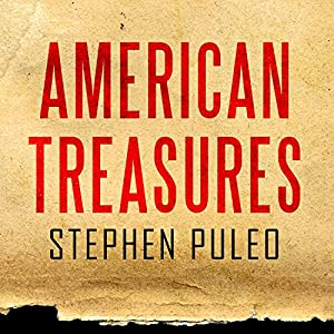 American Treasures Audiobook