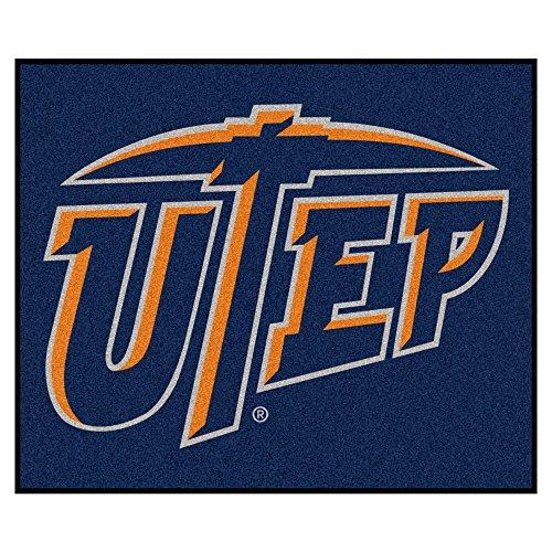 Utep Rug Tailgater (NCAA UTEP Miners Tailgater Mat Rectangular Outdoor Area Rug)