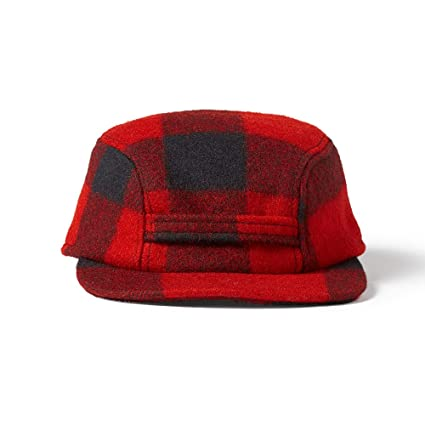 Image Unavailable. Image not available for. Color  Filson Mackinaw Cap ... 91665162e0a