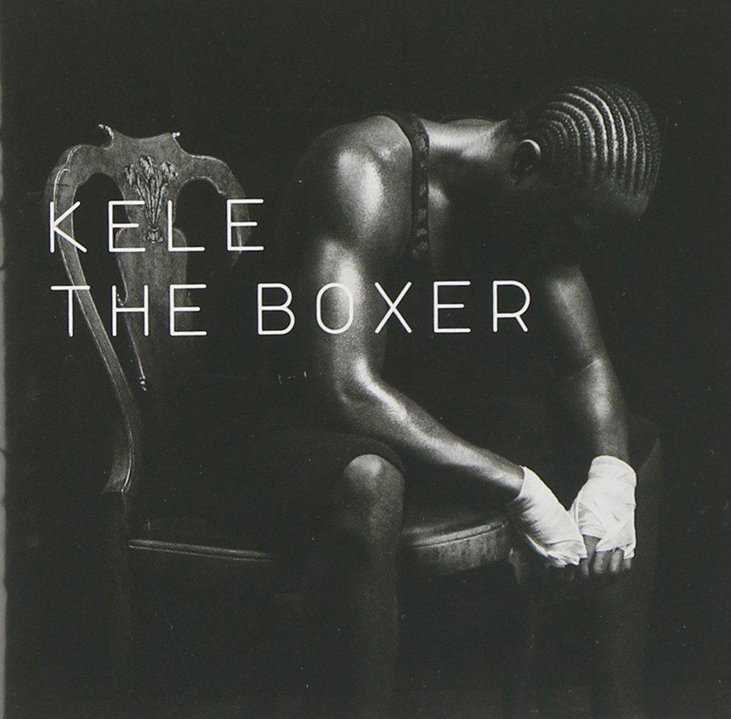 CD : Kele - The Boxer (CD)
