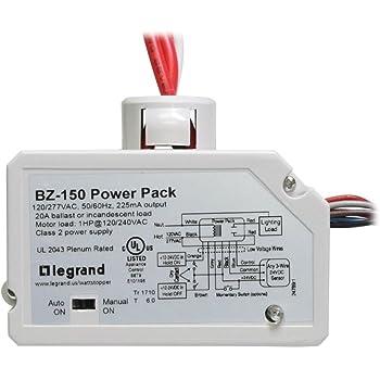 Wattstopper BZ-150 Occupancy Sensor Power Pack