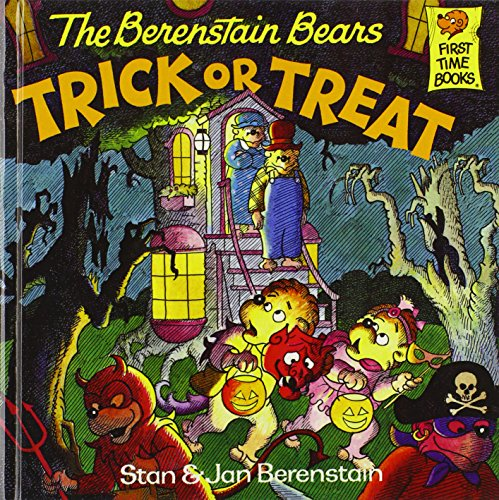 The Berenstain Bears Trick Or Treat (Turtleback School & Library Binding Edition) (First Time Books) ()