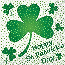 st patrick day placemats
