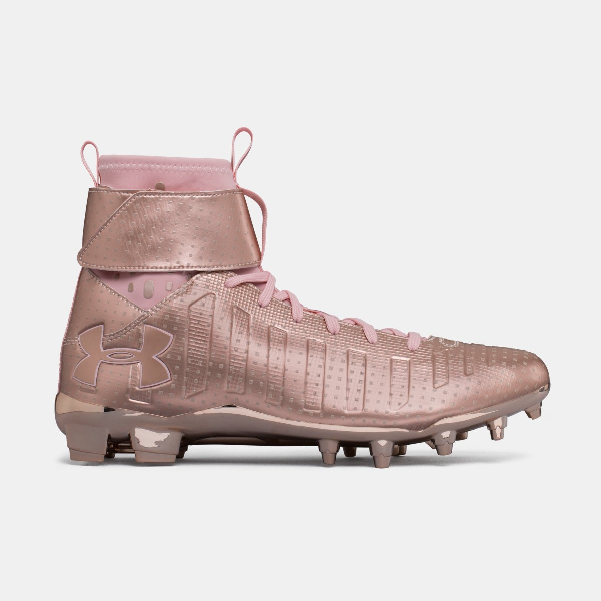 [アンダーアーマー] メンズ UA C1N MC Football Cleats ― Limited Edition [並行輸入品] B074WPDFSG Metallic Gold 28.0 cm 28.0 cm|Metallic Gold