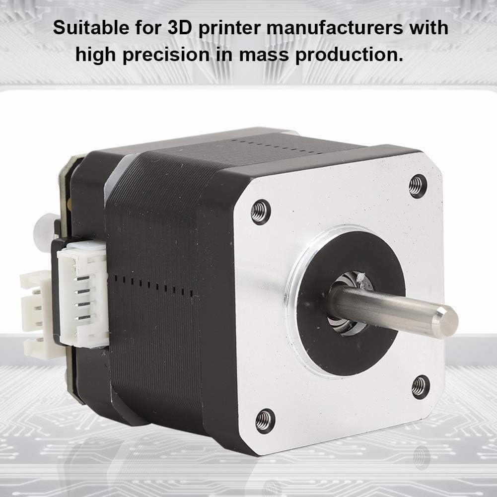 Kafuty STM32 42 Closed-Loop Stepper Motor Set 3D Printer Accessories for MKS SERVO42B Servo Motor with Adapter Board Low Heat High Efficiency