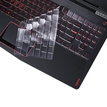 jrcmax teclado para, Premium Ultra Delgado Teclado protector de pantalla para 15.6 pulgadas Lenovo legión y720 Y520 Gaming Laptop: Amazon.es: Electrónica