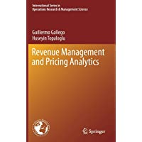 Revenue Management and Pricing Analytics