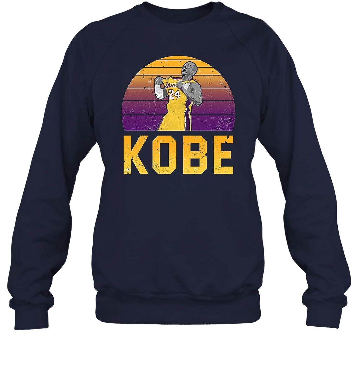 Kobe Basketball Player Sunset Vintage