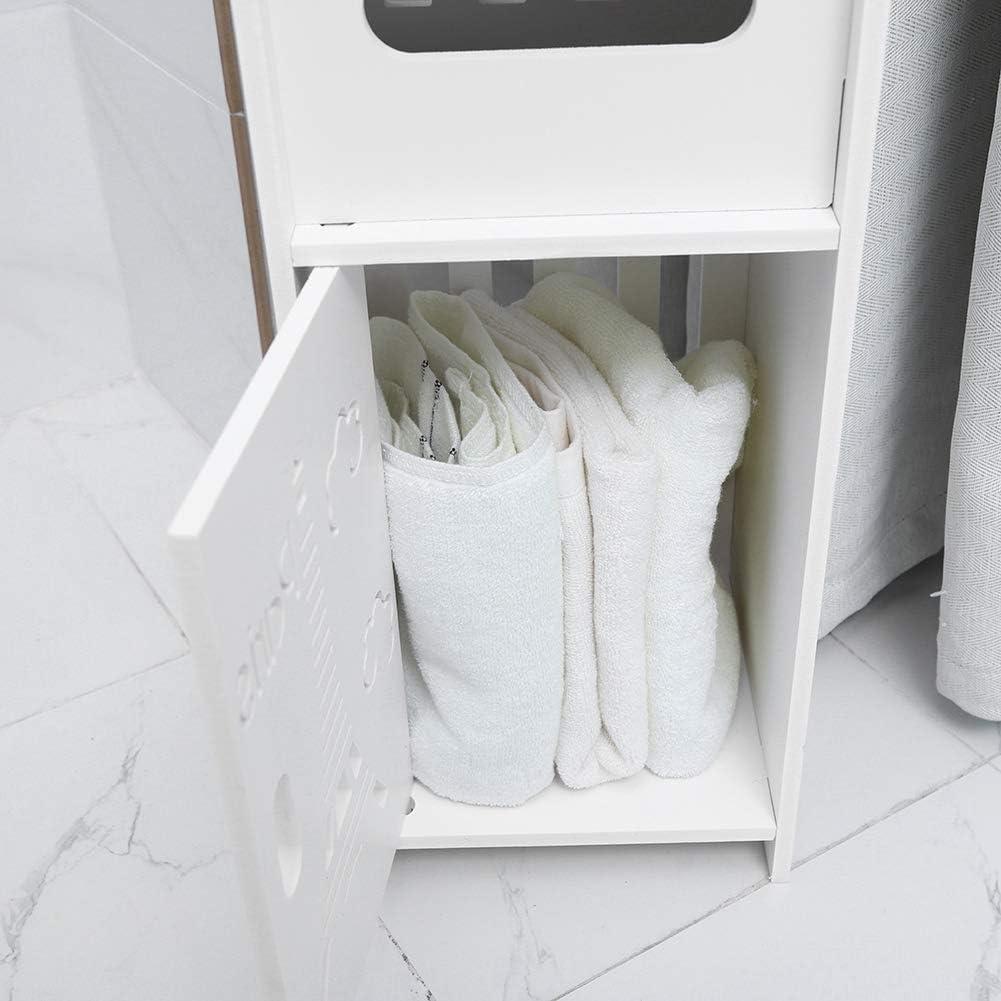 20 120 Cm 20 Ebtools Badschrank Hochschrank Badezimmerschrank